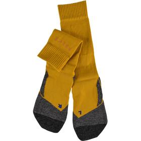 Falke TK2 Cool Chaussettes de trekking Femme, mustard